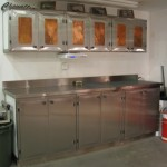 Commercial & Industrial Cabinets & Fixtures